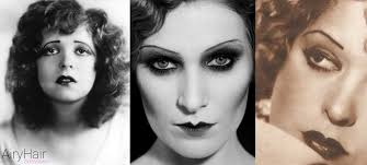 women u0027s makeup throughout history part 2