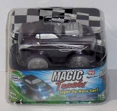 light up car track as seen on tv magic tracks light up zippy race car by as seen on tv 18 00