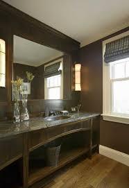 Wood Bathroom Ideas by Bathroom Design Bathroom Masculine Bathroom Dark Brown Wooden