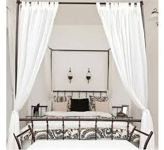 Four Poster Bed Curtains Drapes Four Poster Canopy Bed Curtains Bombay Co