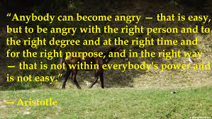 quote about right time anger quotes quotes about anger
