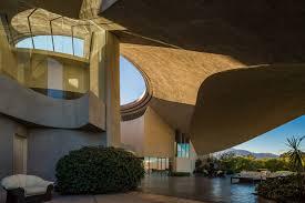 see inside bob hope s ufo shaped mansion sells for 25 million