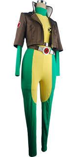 Men Rogue Halloween Costume Men Rogue Cosplay Costume Halloween Costume Fancy Gift Girls