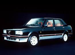 classic alfa romeo sunday classic alfa romeo giulietta turbodelta ran when parked