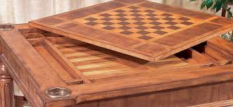 Chess Table Chess Table Backgammon Table Board Game Table