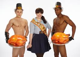 flash 50 shades the musical celebrates thanksgiving