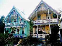 Cute House by Painted Houses In Grimsby Ontario Mi Casa Su Casa