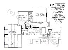 Colonial Style Floor Plans by Edisto House Plan House Plans By Garrell Associates Inc