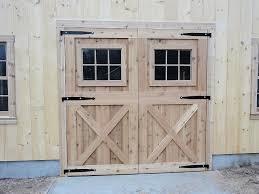 Cedar Barn Door Custom Built Wooden U0026 Aluminum Barn Doors Dutch Exterior Stall Doors