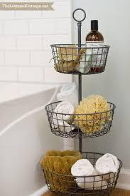 free standing bathroom storage ideas 20 neat and functional bathtub surround storage ideas 2017 plus