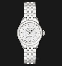 Jam Tangan Tissot Le Locle Automatic tissot le locle automatic silver stainless steel t41 1 183 33