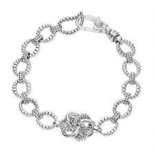 love knot bracelet images Link bracelet love knot lagos jewelry jpg