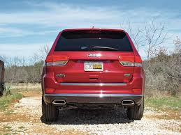 jeep grand cherokee modified 2014 jeep grand cherokee ecodiesel diesel power magazine