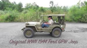 military jeep willys for sale original wwii 1944 ford gpw offered for sale at ima usa com youtube