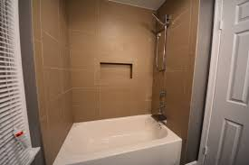 Tile A Bathtub Surround Basement Tiled Tub Surrounds Basement Masters