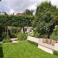 Family Garden Design Ideas Contemporary Architectural Garden In Kensington West London