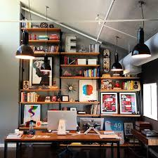 Grand Designs For Small Workspaces The Freelancers Dream Office - Graphic designer home office