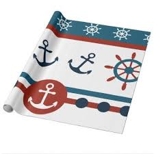 anchor wrapping paper adventure anchor sailor sea wrapping paper wrapping papers and sailor