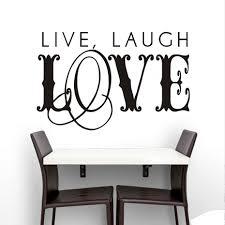 live laugh love art metal wall art home decor live laugh love word art on popscreen