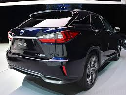 lexus rx hybrid 2015 lexus rx 450h hybrid inhabitat green design innovation