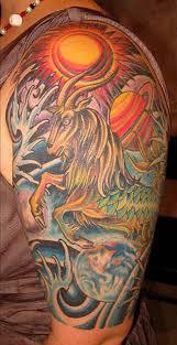 60 beautiful capricorn tattoos