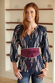 belted blouse sew it all magazine