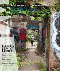 Landscape Architecture Magazine by Superjacent Interviewed In Landscape Architecture Magazine