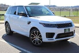 wheels land rover 2018 new 2018 land rover range rover sport supercharged 4d sport utility
