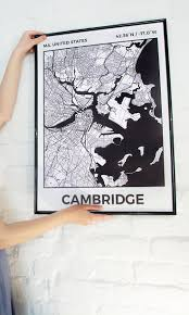 Map Poster 16 Best Custom Map Posters Images On Pinterest Custom Map City