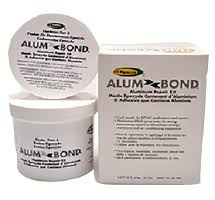 alum bond aluminum repair kit alum bond manufacturer from durg