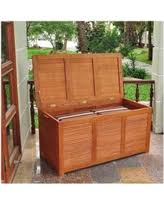 new deals on outdoor storage benches