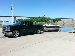 new 2014 chevy silverado lt u0026 boat at zilwaukee launch ii