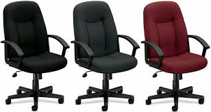Office Chairs Unlimited High Back Fabric Office Chair Basyx Office Chair