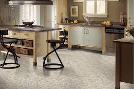 decorative and geometric vinyl city flooring