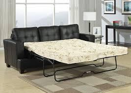 Queen Leather Sleeper Sofa Black Leather Sleeper Sofa Queen Ansugallery Com