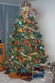 cheerful tree topper ornaments decorations lights