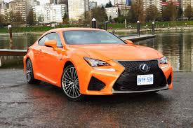 Test Drive 2016 Lexus Rc F Autos Ca