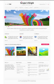 simple u0027n u0027bright wordpress theme download it for free from site5