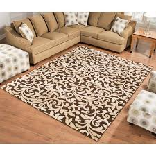 Brown And Beige Area Rug 38 Best Color Ideas With Dark Floors Images On Pinterest Red