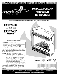 download continental bcdv48n user u0027s manual for free manualagent