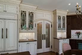 Glass Cabinet Kitchen Doors Kitchen Encounters Md Award Winning Kitchen And Bath Design