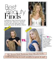 best clip in extensions best beauty finds looking clip in hair extensions