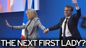 unusual love story of french presidential front runner and wife