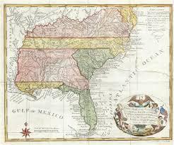 map of virginia and carolina map of the states of south ad carolina virginia