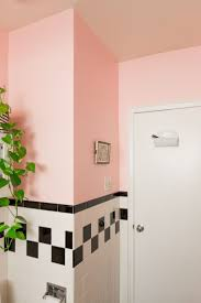 Retro Pink Bathroom Ideas Pink And Green Bathroom Ideas
