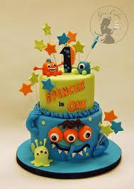 the 25 best monster birthday cakes ideas on pinterest smash