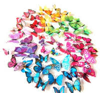 Home Decor Accessories Australia 3d Butterfly Luminous Australia New Featured 3d Butterfly