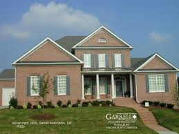 traditional 2 story house plans house plan cambridge luxury plans front elevation story