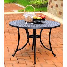 Crosley Furniture Outdoor Furniture Palm Harbor 5 Piece Outdoor Wicker High Dining Set With