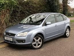 2005 ford focus titanium tdci 2 0 diesel engine new mot 5 door